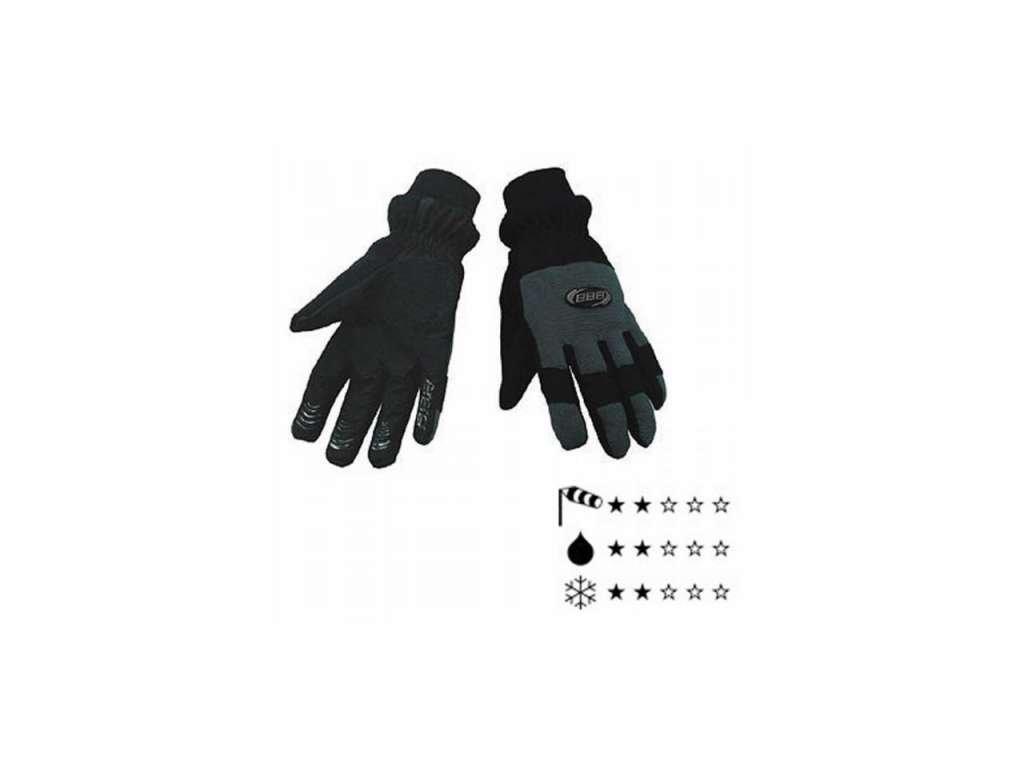 rukavice zimní BBB Coldshield černé