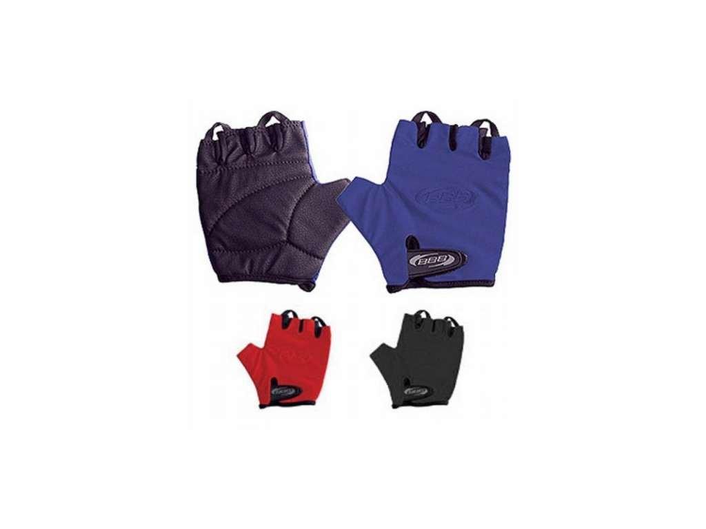 rukavice BBB dětské KIDS černé