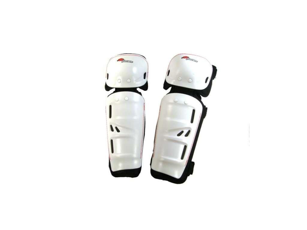 chrániče kolen Haven Optimum Knee -bílá