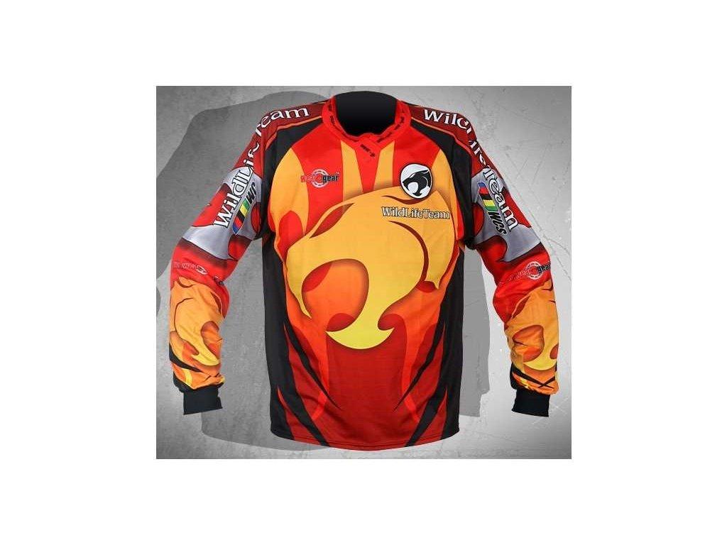 Wear Gear FR/DH dres Wild Life Team