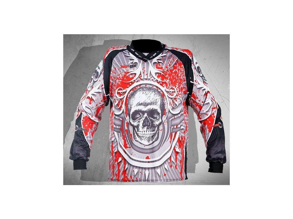 Wear Gear FR/DH dres Skuller