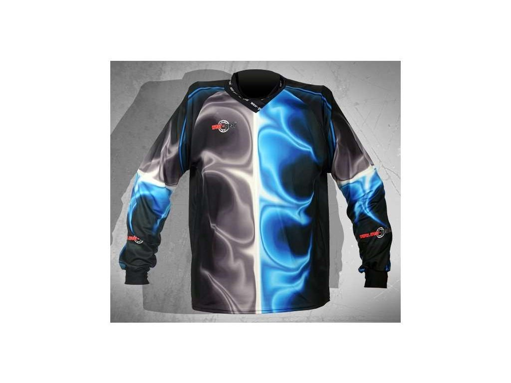 Wear Gear FR/DH dres Polar Mist