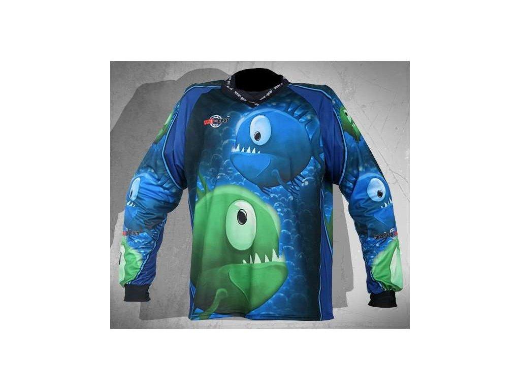 Wear Gear FR/DH dres Piranhas!