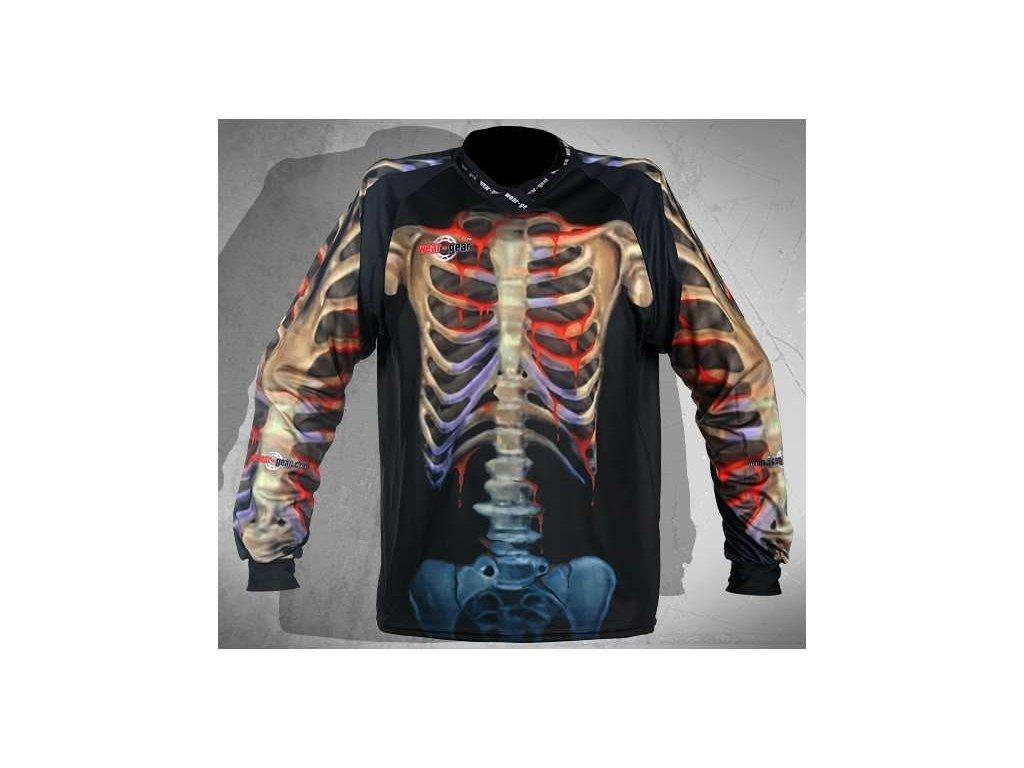 Wear Gear FR/DH dres Oh My Bones!