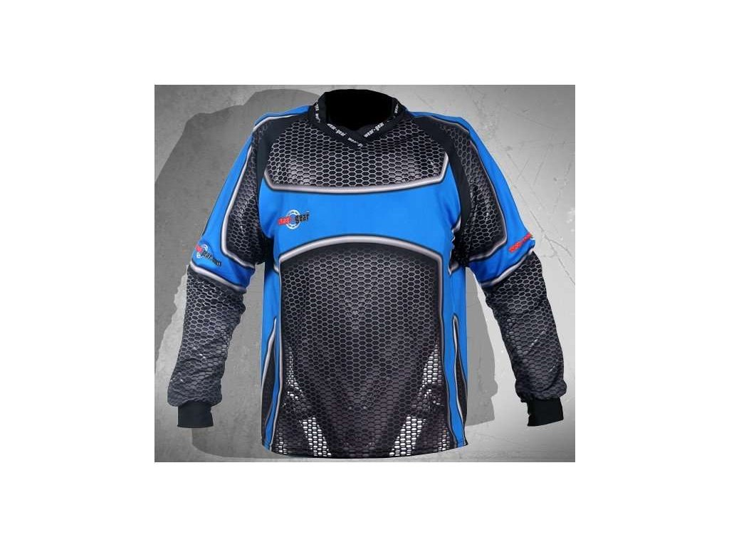 Wear Gear FR/DH dres Grill Blue