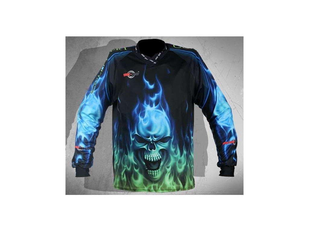 Wear Gear FR/DH dres Cold Fiery