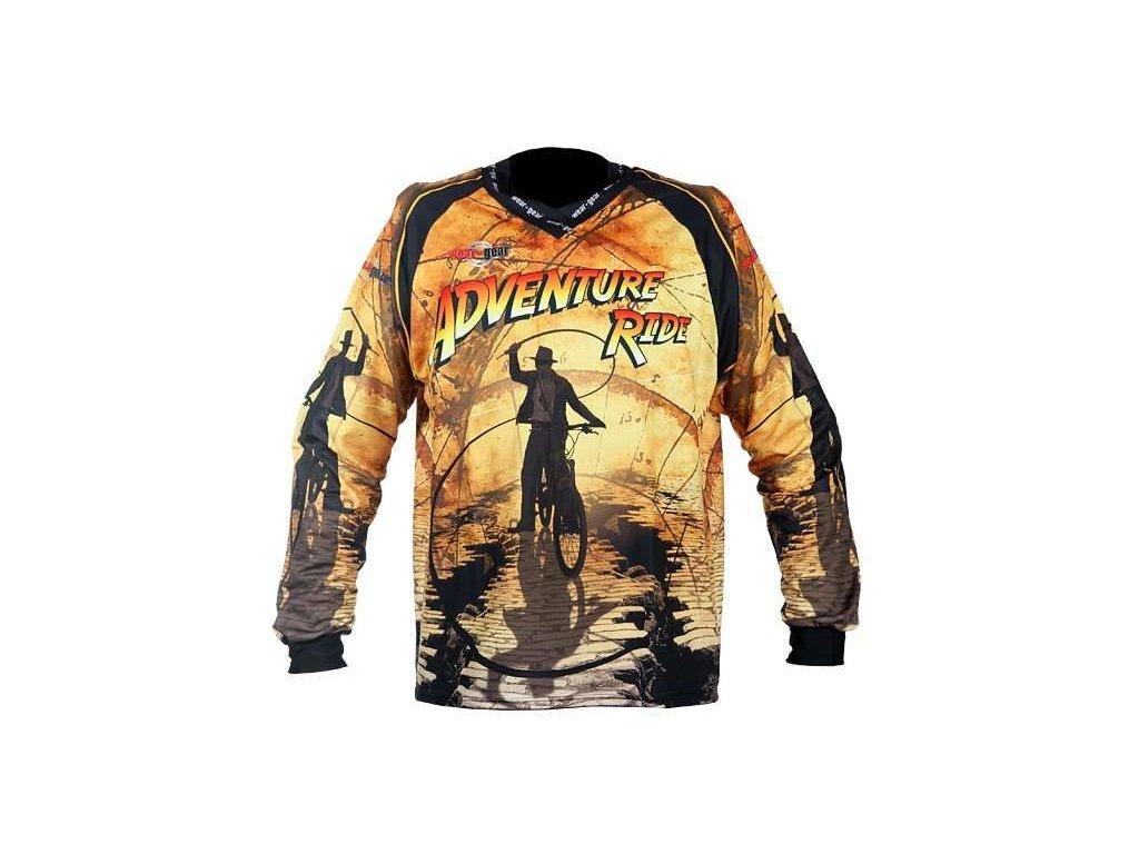 Wear Gear FR/DH dres Adventure Ride