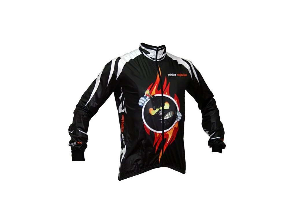 Wear Gear gamexová bunda Mr. Explosion Black