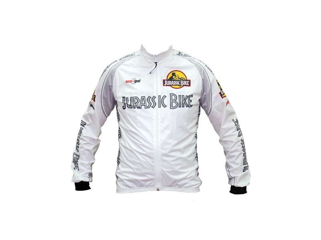 Wear Gear gamexová bunda Jurassic Bike White