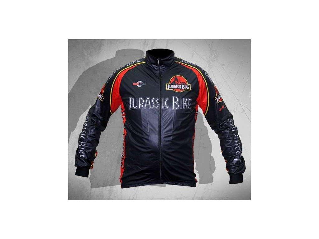 Wear Gear gamexová bunda Jurassic Bike Black