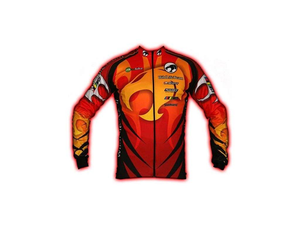 Wear Gear dres Wild Life Team s dlouhým rukávem