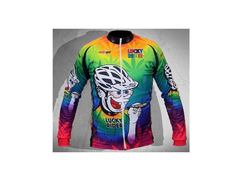 Wear Gear dres Lucky Rider s dlouhým rukávem