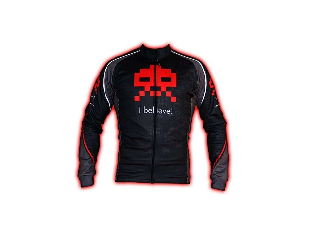 Wear Gear dres I believe! s dlouhým rukávem