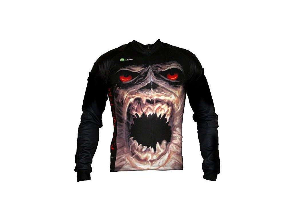 Wear Gear dres Feed Your Fear s dlouhým rukávem