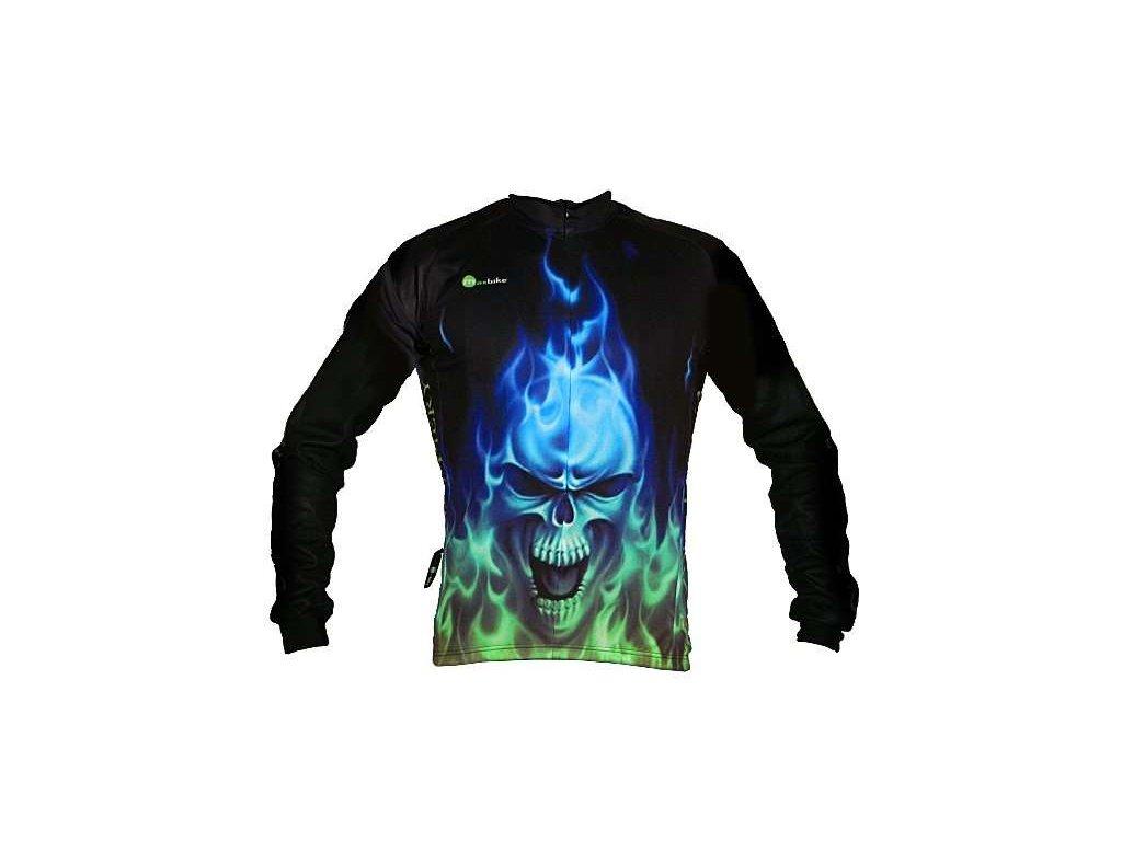 Wear Gear dres Cold Fiery s dlouhým rukávem