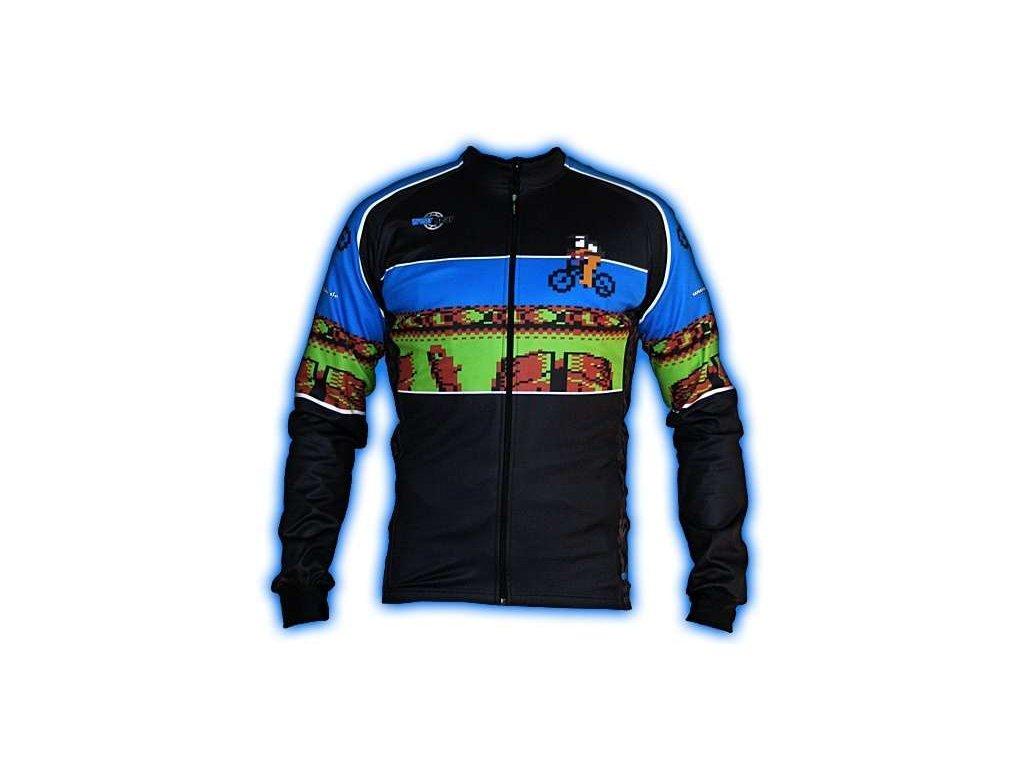 Wear Gear dres Biker s dlouhým rukávem