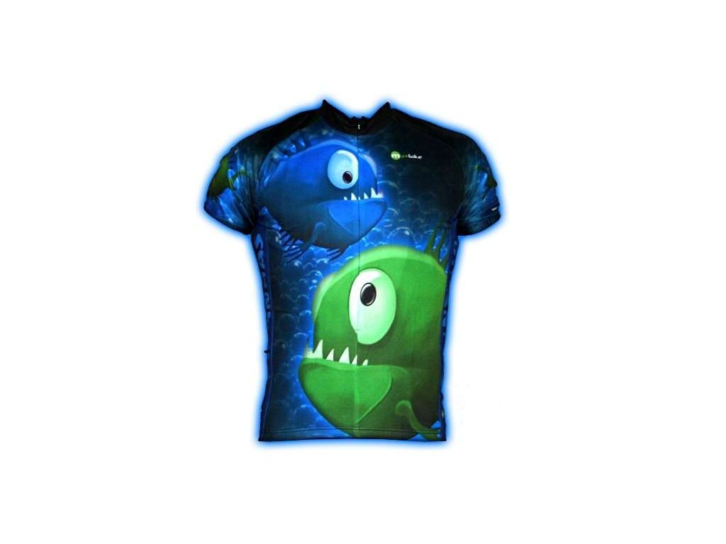 Wear Gear dres Piranhas!