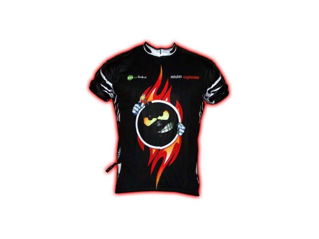 Wear Gear dres Mr. Explosion Black