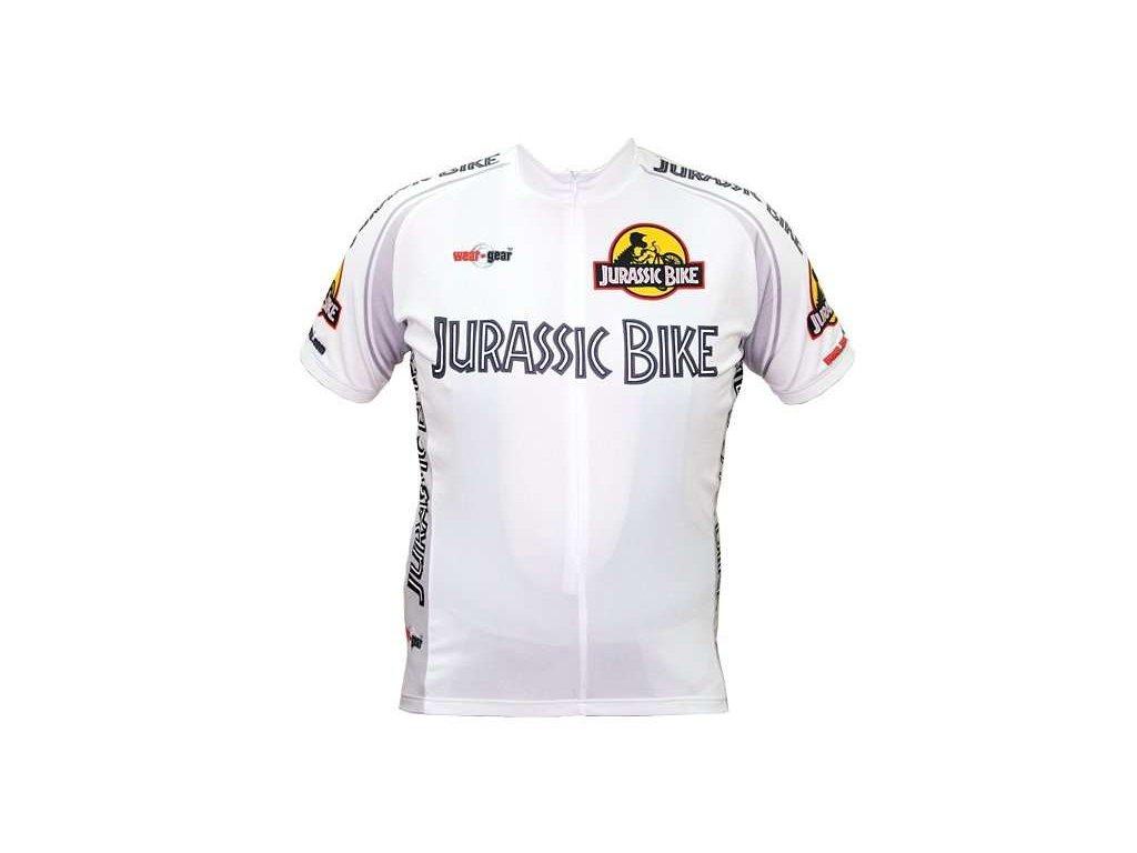 Wear Gear dres Jurassic Bike White