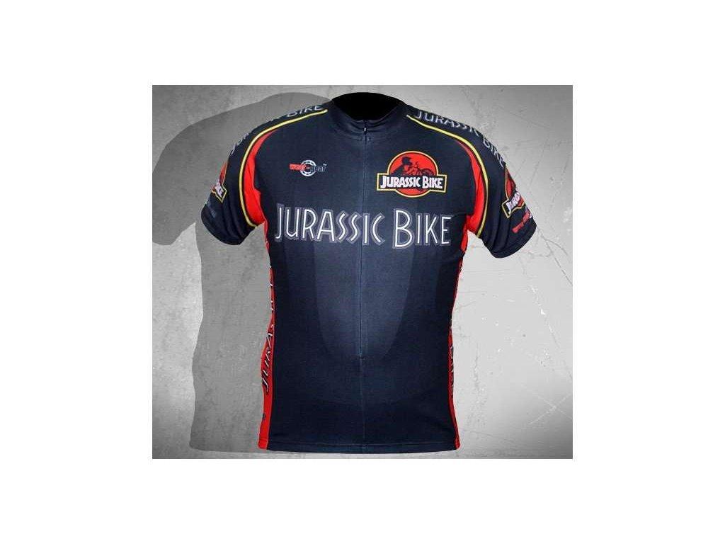 Wear Gear dres Jurassic Bike Black