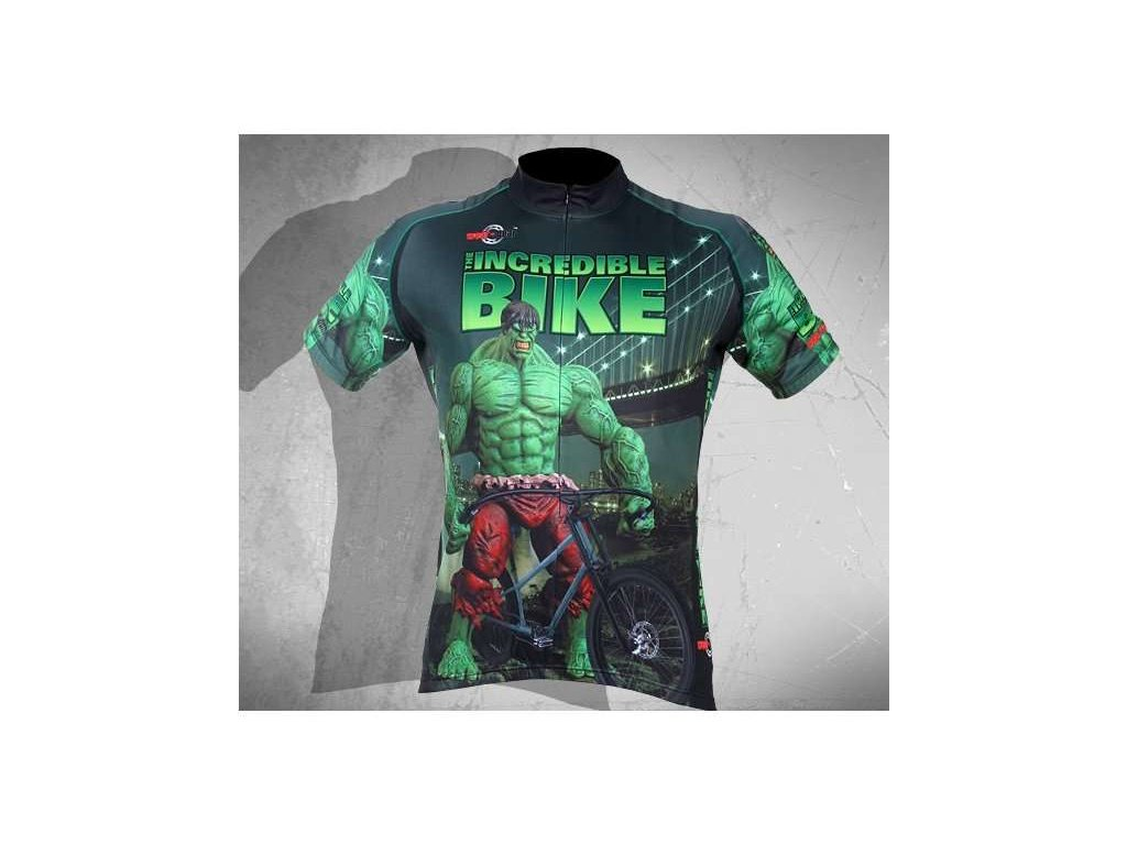 Wear Gear dres Incredible Bike