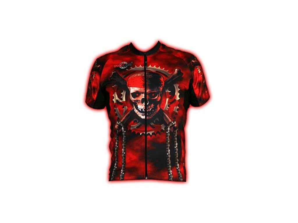 Wear Gear dres Bones and Chains