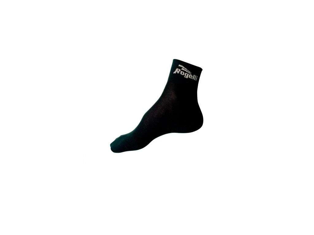 Rogelli  ponožky EVERYDAY černé