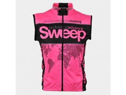 cyklo v004 pink fluo black a