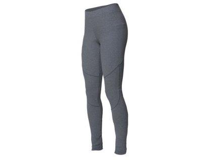 Dámské kalhoty ETAPE Brava, šedá melír
