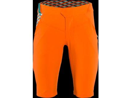 Dámské kraťasy na kolo Alma WP1213 orange
