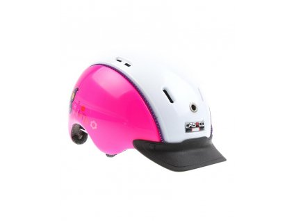 CASCO Přilba MINI-Generation | Butterfly PINK