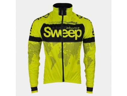 cyklo j009 black yellow fluo a