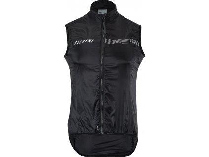 Pánská extrémně lehká cyklo vesta Tenno MJ1602, černá