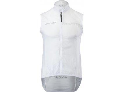Pánská extrémně lehká cyklo vesta Tenno MJ1602, bílá