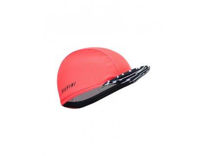 Cyklistická čepička s kšiltem Amaro UA1637