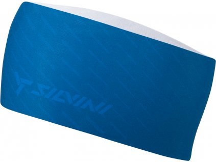 Silvini tenká sportovní čelenka Piave UA1522 navy