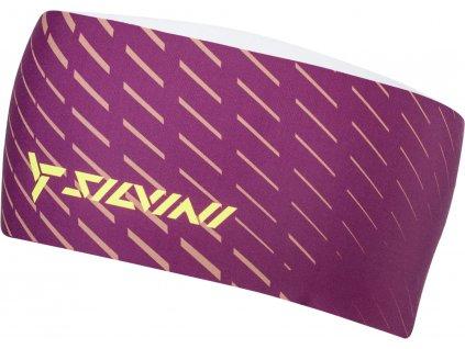 Silvini tenká sportovní čelenka Piave UA1522 punch