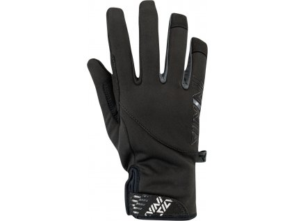 Silvini zimní středně teplé rukavice Ortles CA1541 black/grey