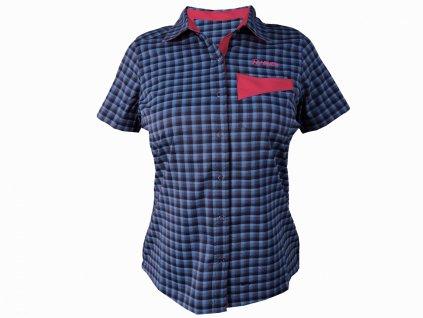 Košile HAVEN AGNESS Slimfit women blue/pink