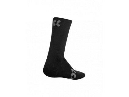 Cyklistické ponožky Nordic, černé