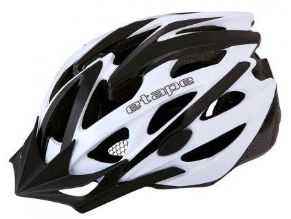 Helma na kolo Etape Biker, bílá