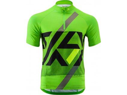 Pánský cyklo dres Gallo MD1420 green