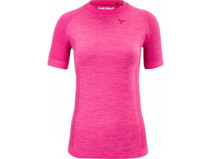 Dámské funkční triko Soana WT1651 pink