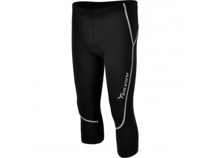 Dětské elastické kalhoty ¾ Basento CP790 black
