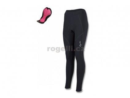 Dámské cyklistické kalhoty Rogelli LUCETTE, černé
