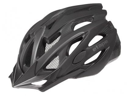 Etape - přilba na kolo Biker, černá