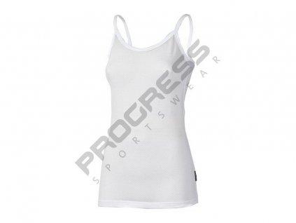 AI NKOZ dámská funkční košilka bílá