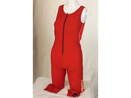 Briko body akce 3/4 dámské MITT Motion Fitness lady red