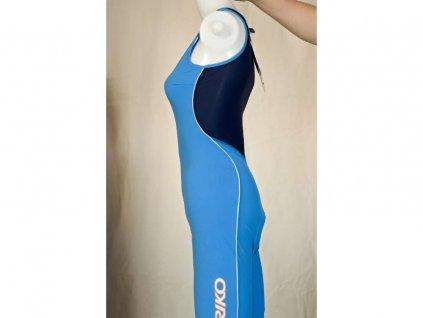 Briko body 3/4 dámské MITT Motion Fitness lady blue