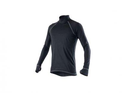 Kalas triko dl. rukáv WINTER membrane X4 | černé